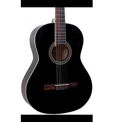 Giannini GN-15 N Classical Guitar Gloss Black