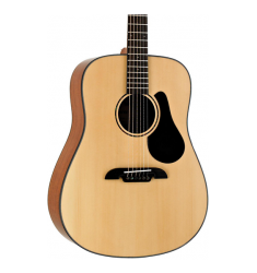 Alvarez Artist Series AD30 Dreadnought Acoustic Guitar Natural
