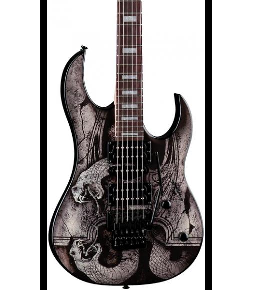 Dean Michael Angelo Batio MAB4 Gauntlet Electric Guitar Custom Graphic