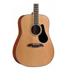 Alvarez Artist Series AD60 Dreadnought  Acoustic Guitar Natural