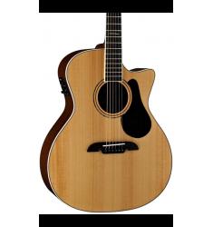 Alvarez Artist Series AG60CE Grand Auditorium Acoustic-Electric Guitar Natural