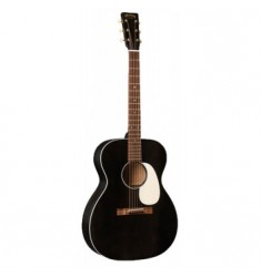 Martin 000-17 Black Smoke Auditorium Acoustic