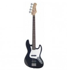 Eastcoast B300 J Bass Electric Bass Guitar in White