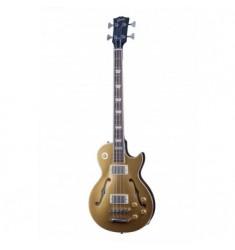 Cibson ES-C-Les-paul Bass, Gold Top