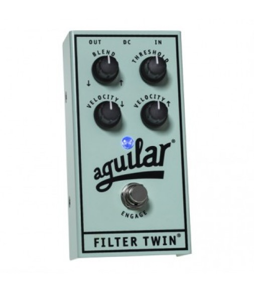 Aguilar Filter Twin Dual Envelope Filter Pedal