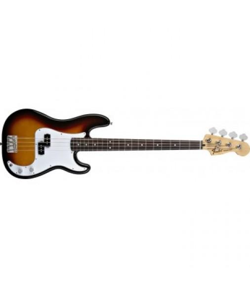 Fender Standard Precision Bass in Brown Sunburst