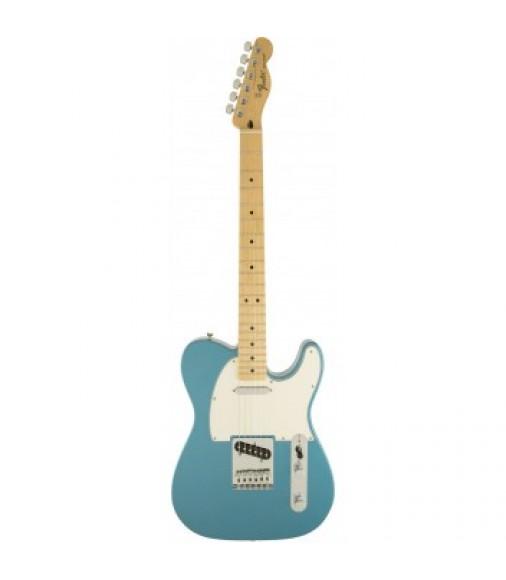 Fender Standard Telecaster Electric Guitar in Lake Placid Blue