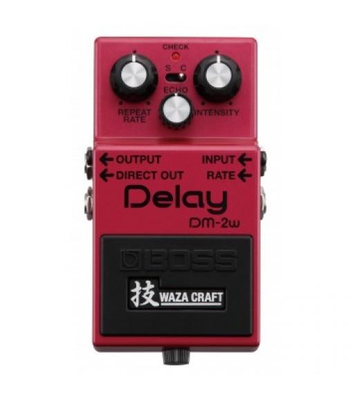 Boss DM-2 Custom Waza Craft Special Edition Delay Guitar Pedal