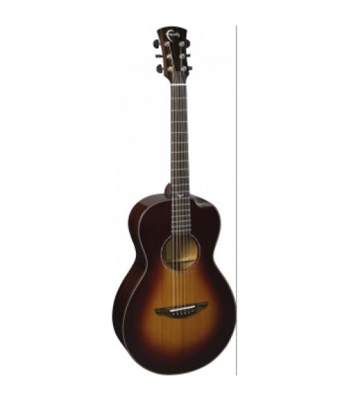 Faith Mercury FMSB Parlour Acoustic Guitar Classic Burst