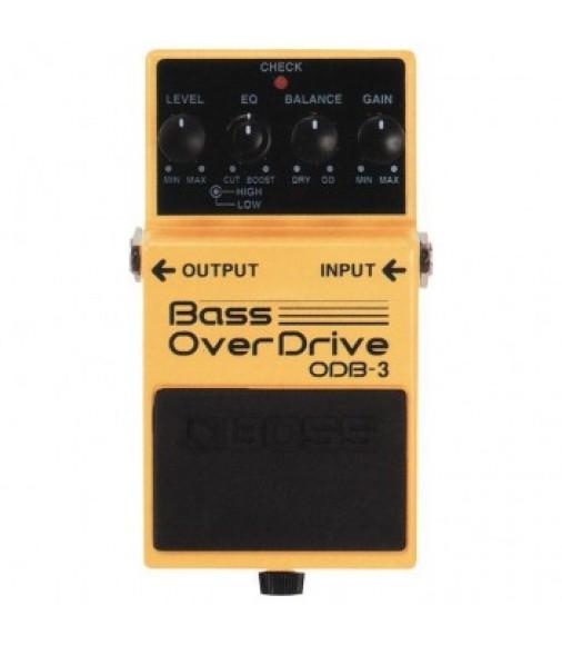 Boss ODB3 Overdrive Bass Guitar Effects Pedal