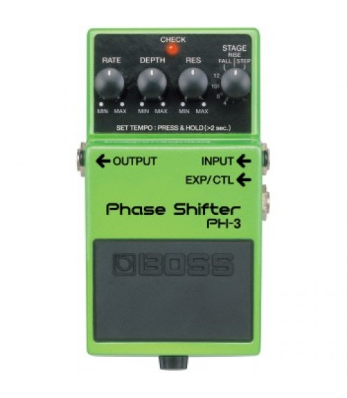 Boss PH-3 Phase Shifter Guitar Effects Pedal