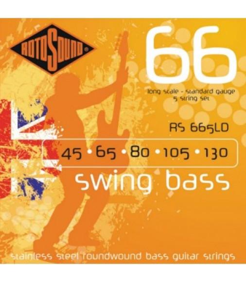 Rotosound Swing STD Set 45-130 (5)STRING