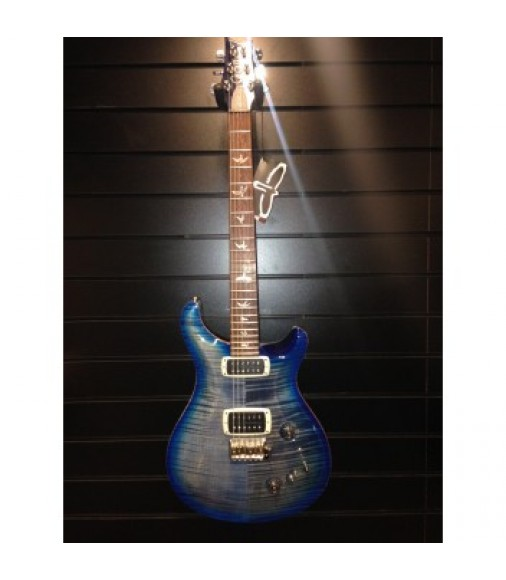 PRS 408 Electric Guitar Faded Blueburst 10 Top