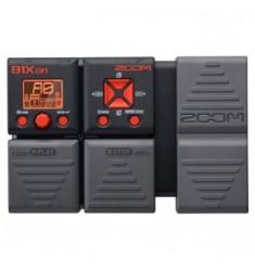 Zoom B1XON Bass Effects Pedal