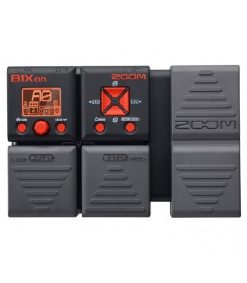 Zoom B1XON Bass Effects Pedal