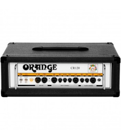 Orange Crush CR120H Guitar Amplifier Head Black