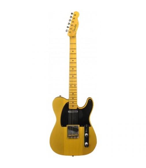 Fender Custom Shop 50'S Duo-Tone Tele Relic Honey Blonde