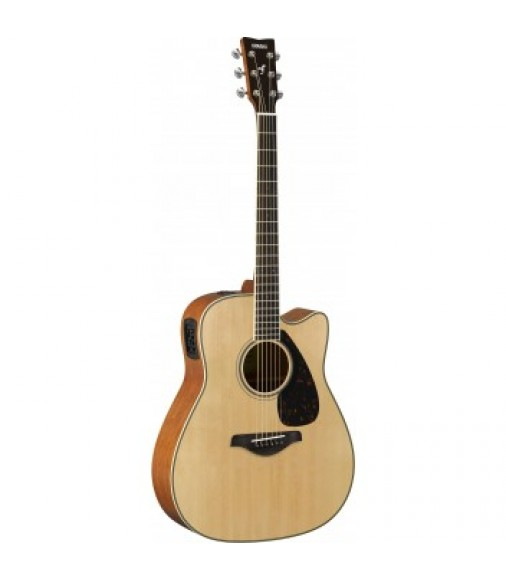 Yamaha FGX820C Acoustic in Natural