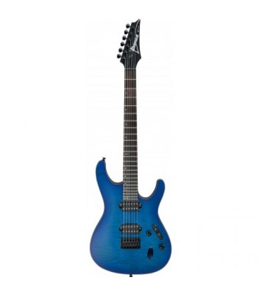 Ibanez Ltd E S SeriesQuilted Maple top/MB F SB F