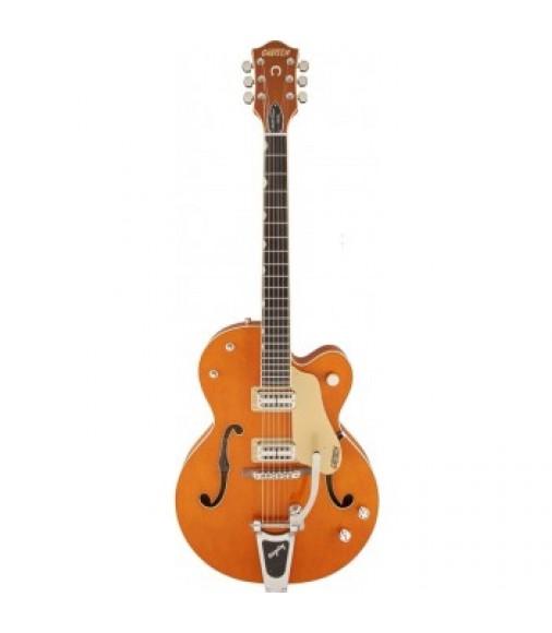 Gretsch G6120SSLVO Brian Setzer Guitar - Vintage Orange Lacquer
