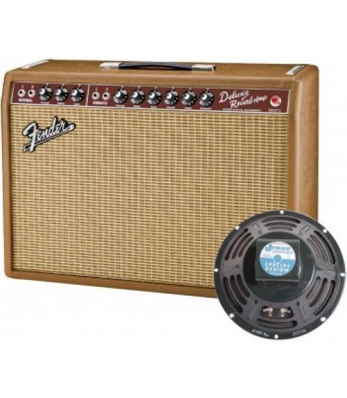 Fender FSR 65 Deluxe Reverb Fudge Brown Guitar Amplifier Combo