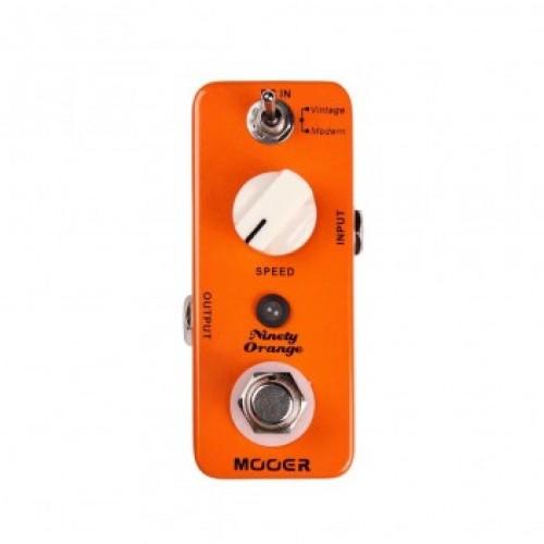 mooer ninety orange analog phaser guitar effects pedal guitars china online. Black Bedroom Furniture Sets. Home Design Ideas