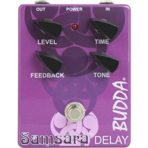 budda samsara delay guitar pedal guitars china online. Black Bedroom Furniture Sets. Home Design Ideas