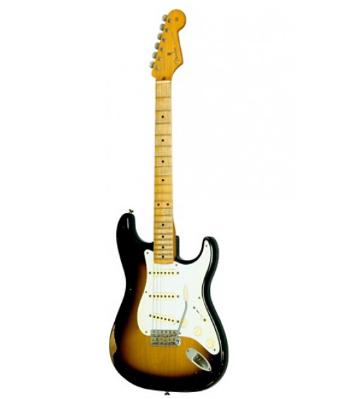 2-Color Sunburst  Fender Road Worn '50s Strat
