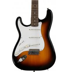 Sunburst  Squier Affinity Stratocaster Left Hand