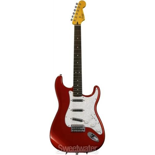 candy apple red squier vintage modified surf stratocaster guitars china online. Black Bedroom Furniture Sets. Home Design Ideas