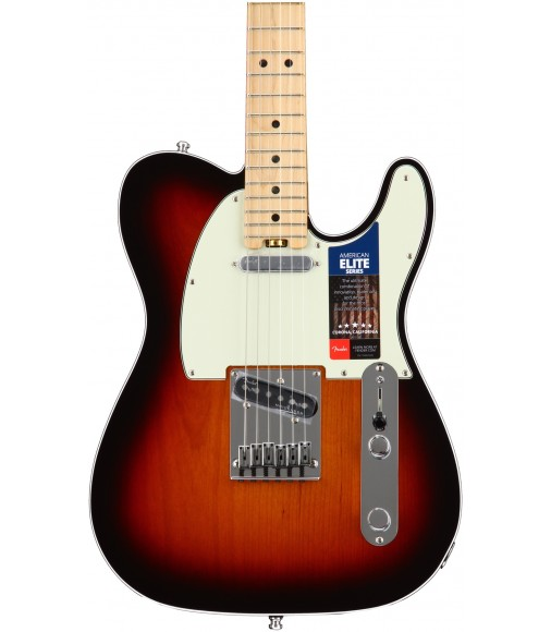 3-Tone Sunburst  Fender American Elite Telecaster