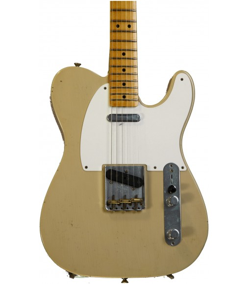 Faded Desert Tan  Fender Custom Shop '50s Journeyman Relic Tele