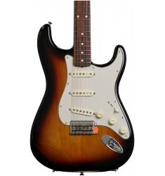 3-Color Sunburst  Fender Classic Series '60s Stratocaster Lacquer