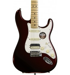 Bordeaux Metallic, Maple  Fender American Standard Stratocaster HSS Shawbucker