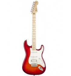 Aged Cherry Burst  Fender Standard Stratocaster HSS Plus Top