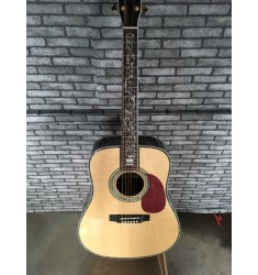 Custom Martin D-45 best acoustic guitar tree of life