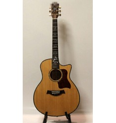 Chaylor 914ce acoustic guitar natural