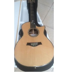 Chaylor 918ce acoustic guitar natural