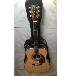 Custom Martin D42 dreadnought acoustic guitar
