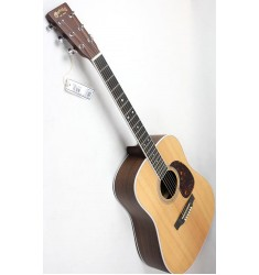 Custom Martin D16GT acoustic guitar rosewood sides and back