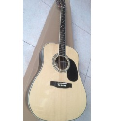 Custom Martin D-35 acoustic guitar