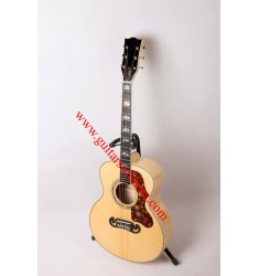 39 inch Chibson sj 200 acoustic guitar custom shop sj-200 j200