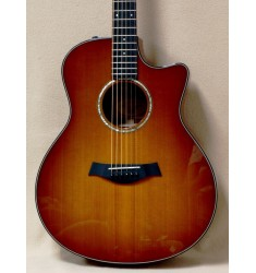 Chaylor 516ce acoustic guitar honeyburst