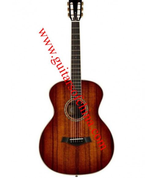Chaylor custom koa grand auditorium