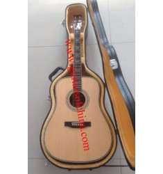 Martin best dreadnought acoustic guitar d 45 on sales no Martin logo inlays