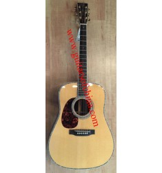 Custom Solid D45 Martin Lefty Guitar For Sale