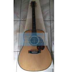 Custom Solid D45 Martin Guitar For Sale