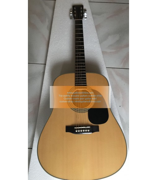 Custom Martin D-28 Natural(Highly recommend)