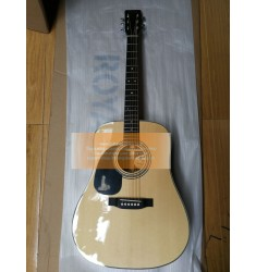 Custom Martin D-28 left-handed Acoustic-electric Guitar